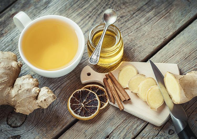 Все за и против чая с медом