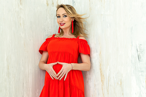 Ольга романова визажист беременна от кого