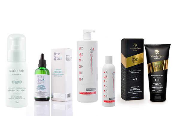 Эффективные средства для быстрого роста волос – фото до и после, отзывы, цены и описания