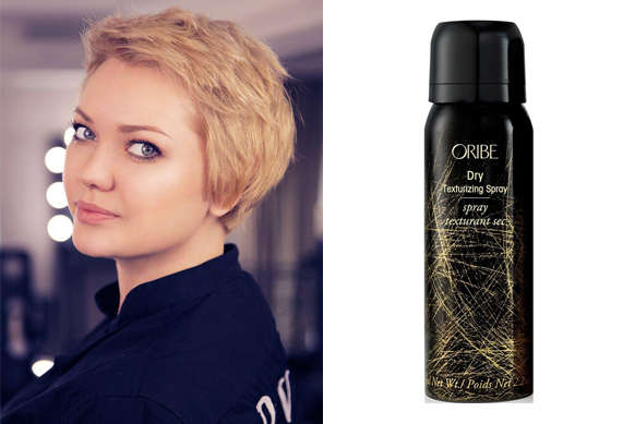 Хит недели от стилиста Яны Богач: спрей для волос Dry Texturizing Spray от Oribe