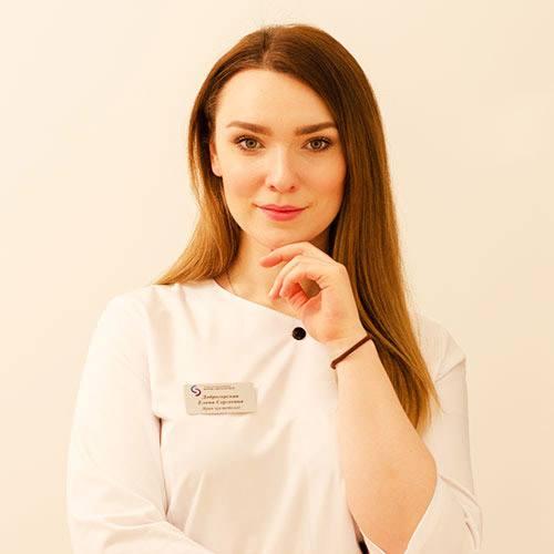 avatar Елена Доброгорская (@dr.dobrogorskaya)