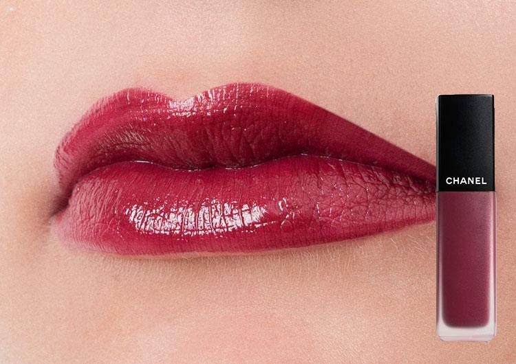 Жидкая матовая помада Rouge Allure Ink, Melancholia, ... f51684c17d4