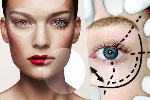 Сделать глаза больше операция