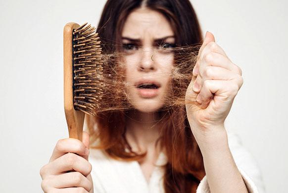Инсулинорезистентность и выпадение волос