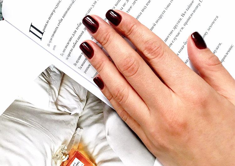 Смотреть Красивые ногти зимой – план защиты видео