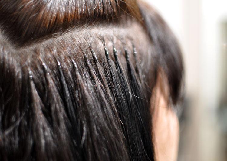 Наращивание волос вредна ли эта процедура