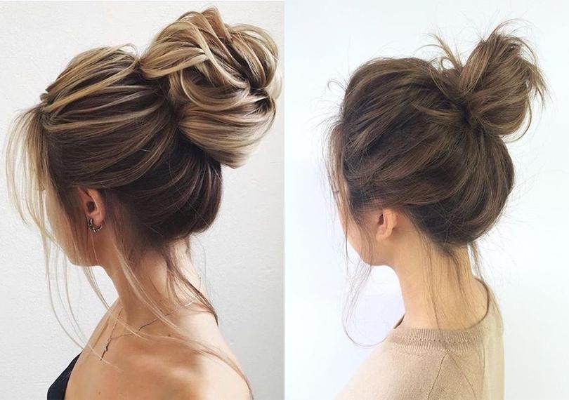 Модные стрижки на редкие волосы