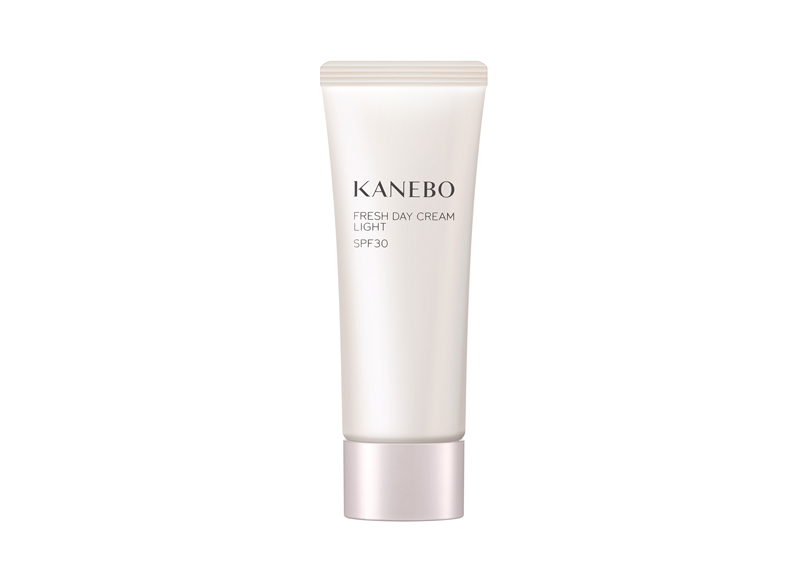 Дневной крем для лица, Fresh Day Cream Light SPF30, Kanebo