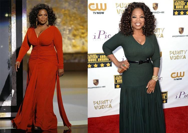 Звездное Похудение Истории. 10 самых невероятных историй похудения: фото до и после