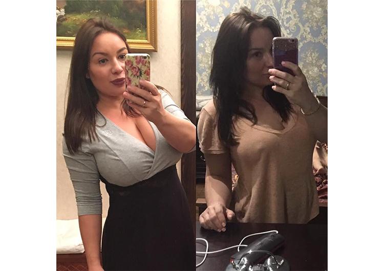 Может грудь похудеть