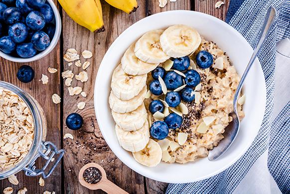 5 вариантов полезного завтрака для тех, кто хочет похудеть. BEAUTYHACK